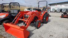 2015 KUBOTA L3901HST Tractors