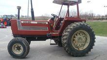 1990 HESSTON 100-90 Tractors