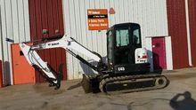 2013 BOBCAT E45 Excavators