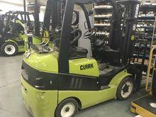 2014 Clark C30CL Forklifts