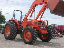 1999 Kubota M9000 Tractors