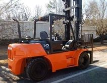 2009 DOOSAN D70S-5 Forklifts