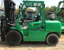 2007 KOMATSU FG45T2-8 Forklifts