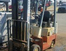 1999 NISSAN C30 Forklifts