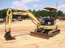 2005 KOMATSU PC35MR-2 Excavator
