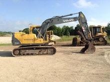 2006 VOLVO EC140B LC Excavators