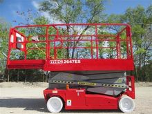 2008 MEC 2647ES Scissor lifts