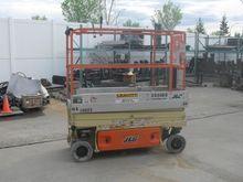 2012 JLG 1930ES Scissor lifts