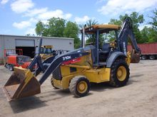 2014 DEERE 310K Backhoe loader