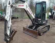2012 BOBCAT E55 Excavators