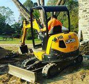 2014 Jcb 8029 CTS Excavators