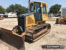 2003 JOHN DEERE 650H LT with Ai