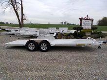 2018 Aluma 8220 H Car hauler