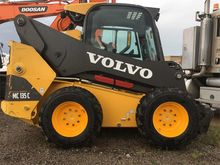 2014 Volvo MC135C Skid steers