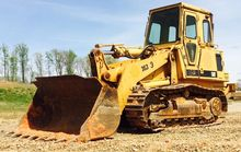 1990 CATERPILLAR 963 LGP Loader