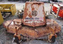 WOODS RM59 Rotary mowers