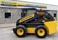 New HOLLAND L223 Ski