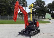 KUBOTA KX71-3 Excavators