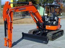 2016 KUBOTA KX057-4 Excavators