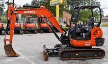 2016 KUBOTA KX040-4R1A Excavato