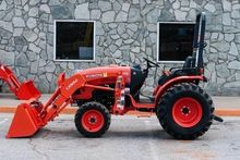 2014 KUBOTA B3350SUHSD Tractors