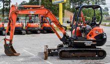 2004 KUBOTA KX121-3 Excavators