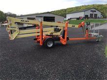 2017 JLG T500J Scissor lifts