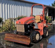 2007 DITCH WITCH RT40 Trenchers