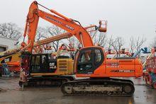 2014 DOOSAN DX225 LCA Excavator