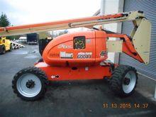 2014 JLG 600AJ Articulated boom