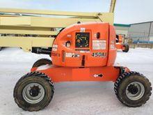 2014 JLG 450AJ Articulated boom