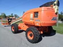 2005 JLG 600S Booms
