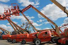 2011 JLG 600AJ Booms