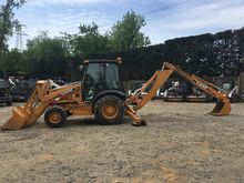 2006 CASE 580M Backhoe loader