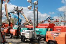 2014 TEREX RL4 Lighting