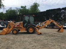 2008 CASE 580M Backhoe loader