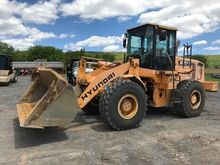2006 HYUNDAI HL757-7 Loaders