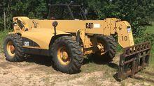2004 Caterpillar TH460B Telehan