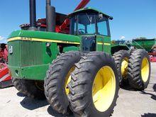 JOHN DEERE 8430 Tractors