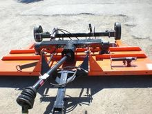 TITAN IMPLEMENT 1810 Rotary mow
