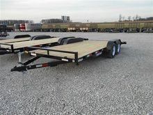 2017 Sure-Trac 7X18 7K Car haul