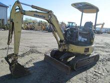 KOMATSU PC20MR-2 Excavators