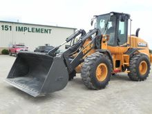 2006 CASE 721E XT Loaders