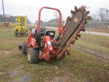 2005 DITCH WITCH RT 40 Trencher