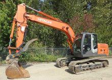 2010 HITACHI ZX160LC-3 Excavato