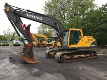 2002 VOLVO EC210B LC Excavators