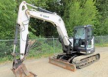 2009 BOBCAT E80 Excavators