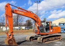 2005 HITACHI ZX 200LC Excavator