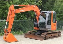 2006 HITACHI ZX75US-A Excavator