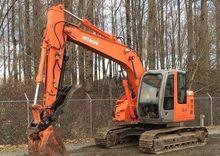 2001 HITACHI ZX135US Excavators